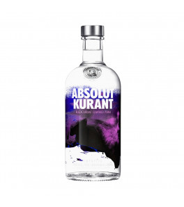 Absolut Kurant vodka 40%