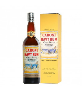 Caroni Navy Rum Extra Strong