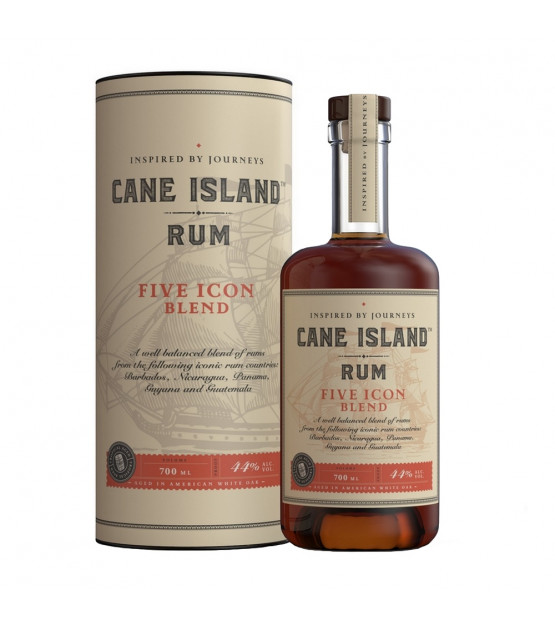 Cane Island Five Icon Blend