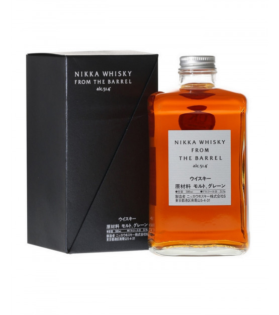 Nikka from the Barrel whisky Japon