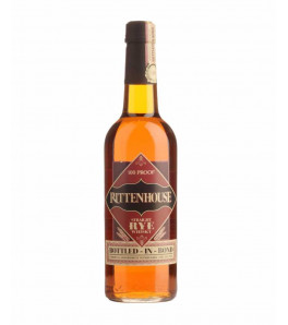 Rittenhouse 100 Proof Straight Rye Whisky