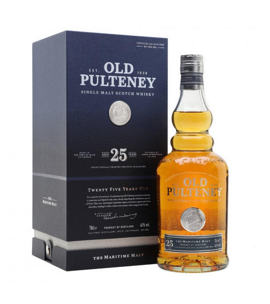 Old Pulteney 25 ans