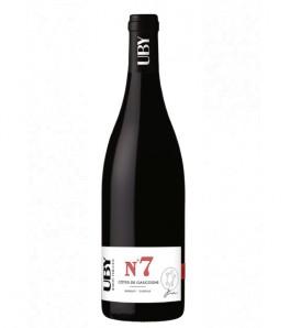 Domaine Uby Merlot-Tannat N°7 Côtes de Gascogne
