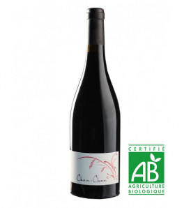Mas de Valeriole cham cham rouge vin de pays des bouches du rhone