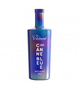 Clément Canne Bleue 2019 rhum 50%
