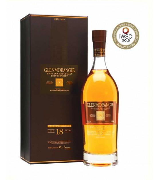 Glenmorangie 18 ans whisky single highland