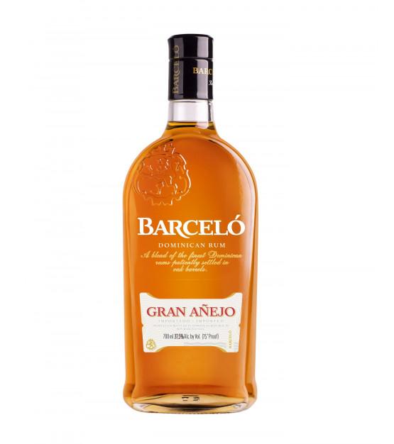 Barcelo Gran Anejo ron rhum République Dominicaine