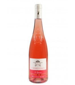 Domaine des fontaines la vignerie cabernet d'anjou rosé