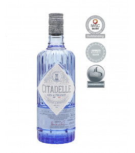 Citadelle Gin Naked Flame Distillation