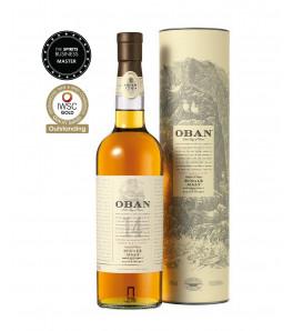 Oban 14 ans whisky single highland