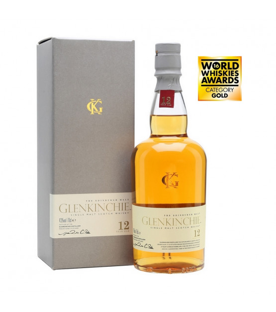 glenkinchie 12 ans whisky