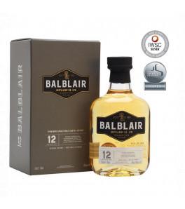Balblair whisky 12 ans 46%