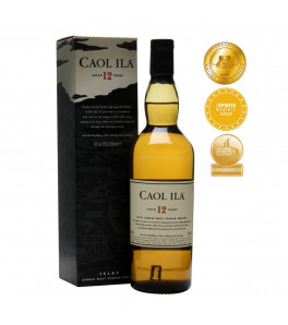 Caol Ila 12 ans Single Islay Malt 43%