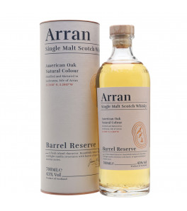 Arran barrel reserve whisky 43%