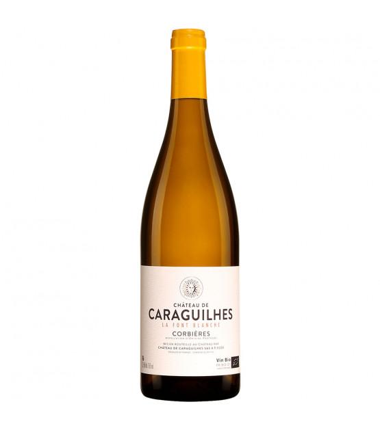 """Château de Caraguilhes """"La font blanche"""" Corbières 2019"""
