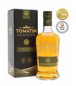 Tomatin 12 ans Single Malt Whisky Highlands