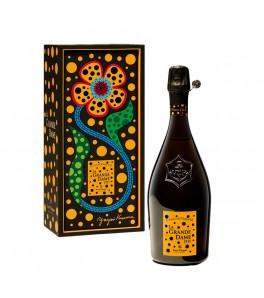 Veuve Clicquot la grande damme coffret Yayoi Kusama champagne