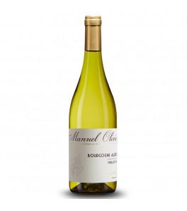 """domaine Manuel olivier """"Vieille vignes"""" Bourgogne Aligoté blanc 2018"""