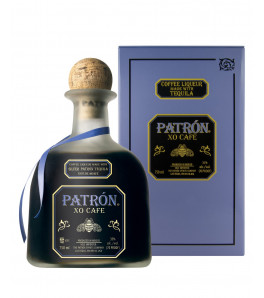 Tequila Patron XO Cafe Mexique