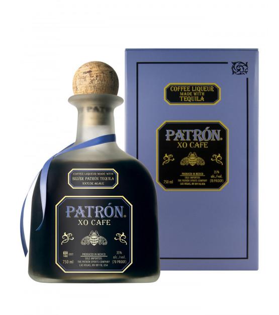 Tequila Patron XO Cafe Mexique