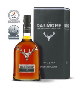Dalmore 15 ans whisky single malt Highlands