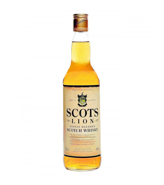 Whisky Scots Lion Finest Blended