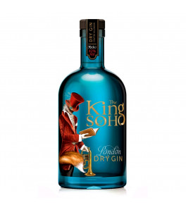 The King of Soho London Dry Gin 42%