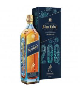 Johnnie Walker Blue Label whisky 200 ans