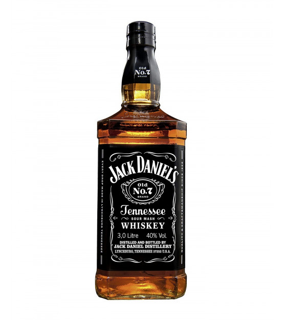 Jack Daniel's Tennessee Whiskey 3 Litres