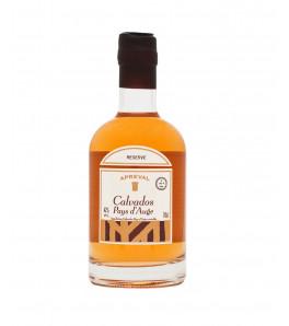 Manoir d'Apreval Reserve Calvados Pays d'Auge