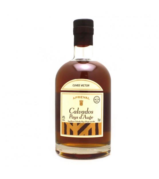 Manoir d'Apreval Cuvée Victor Calvados Pays d'Auge