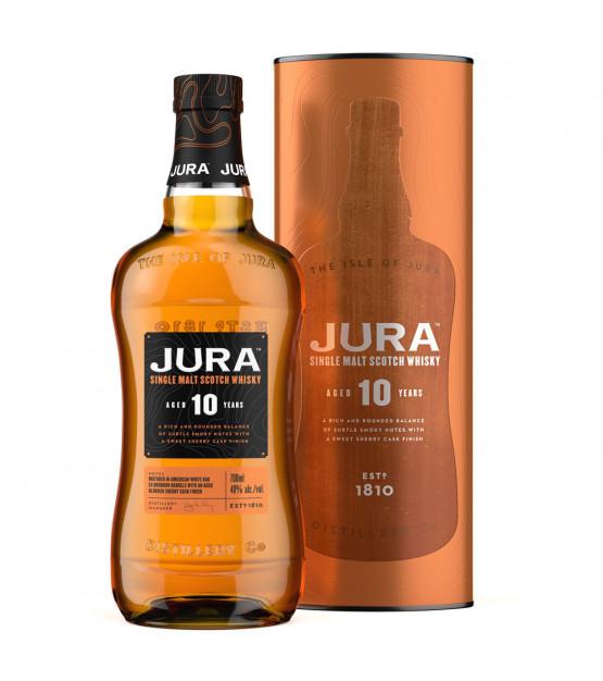 Isle of Jura 10 ans whisky single Jura