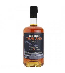 Cane Island australia 4 ans single estate rum