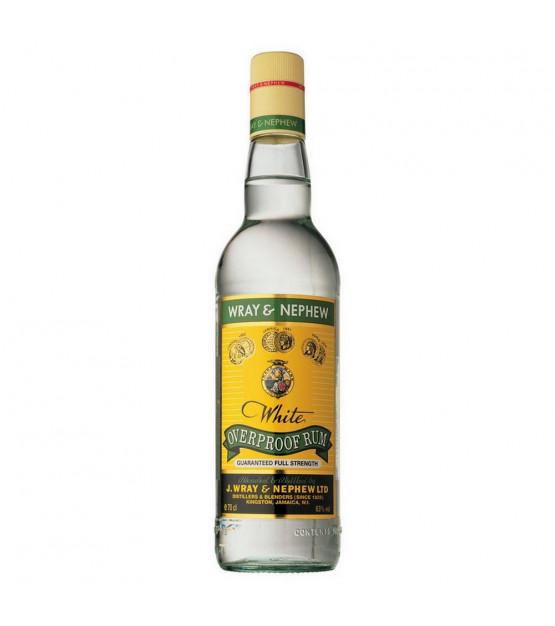 Wray & Nephew WOP rum blanc Jamaïque