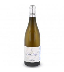 """Domaine Chirat """"Les Côtes"""" AOP Saint Joseph Blanc 2019"""