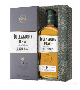 Tullamore dew 14 ans whisky 41.30%