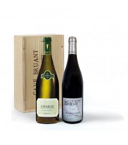 Coffret vins Prestige Bourguignon