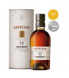 Aberlour 12 ans Non Chill-Filtered Speyside Single Malt