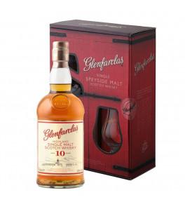 Glenfarclas 10 ans whisky single Highland