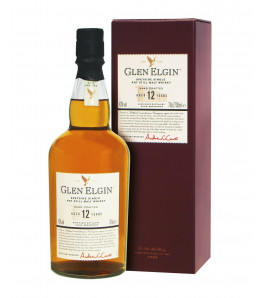 Glen Elgin 12 ans whisky Single Speyside