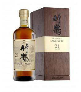 Nikka Taketsuru 21 ans Pur Malt Whisky