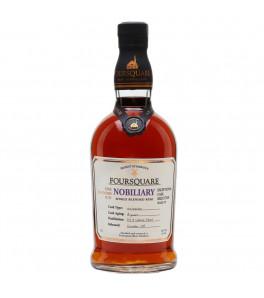 Foursquare Nobiliary Rum 14 ans 62%