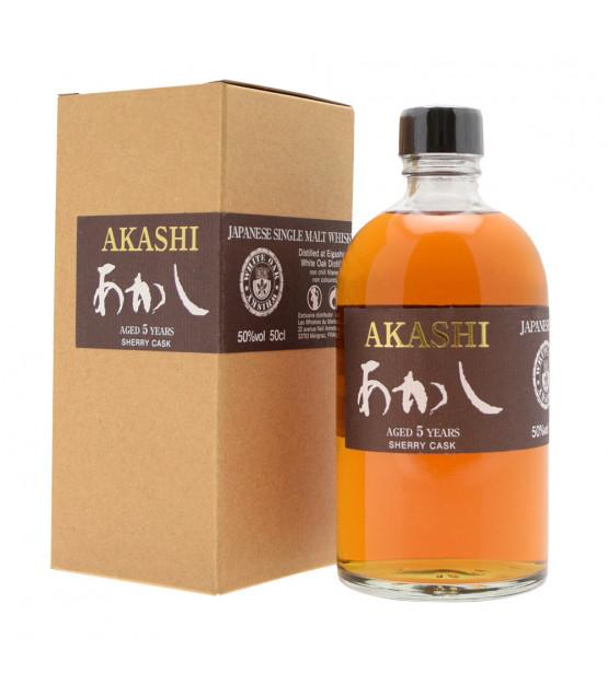 Akashi Japanese Single Malt Whisky