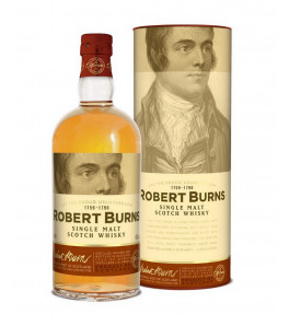 Robert Burns Arran Single Malt Whisky