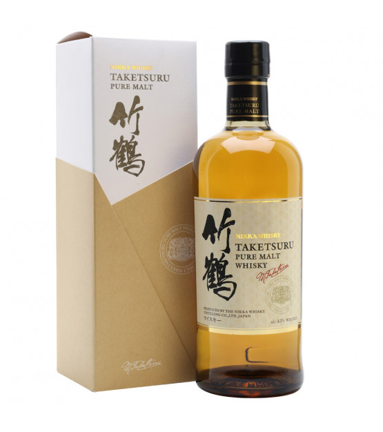 Nikka Taketsuru Pur Malt Whisky