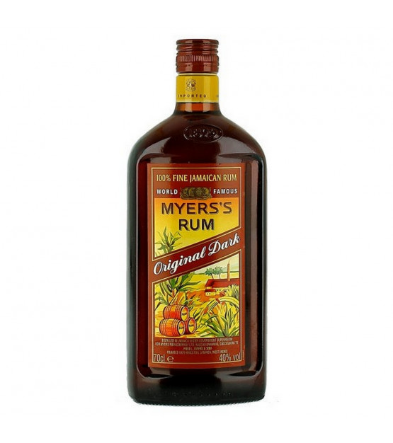Myers's Original Dark rhum Jamaïque