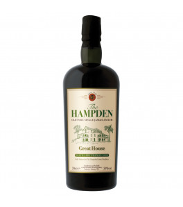 Hampden Great House rum
