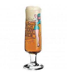 Verre à bière Ritzenhoff design par Alice Wilson