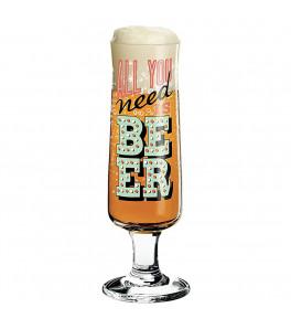 Verre à bière Ritzenhoff design par Potts