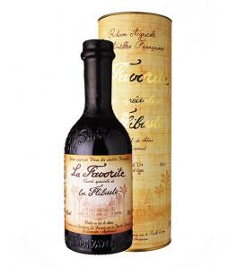 Rhum La Favorite cuvée spéciale 1992 Martinique